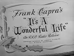 It's a wonderful life title